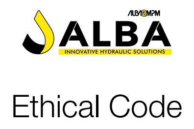 The ethical code of ALBA