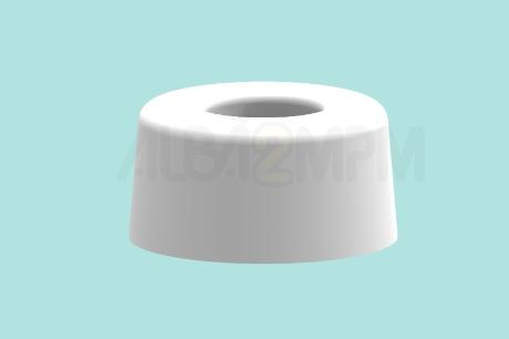 Stopper for washing-machine pipe